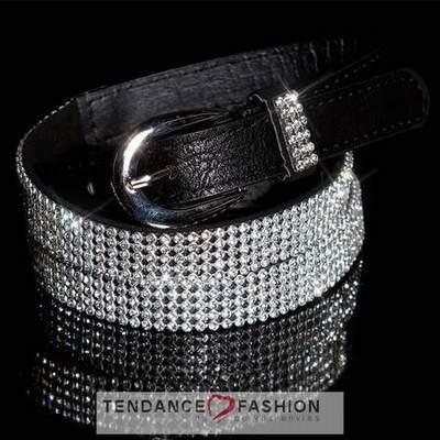 ceinture strass morgan,ceinture personnalisee strass,ceinture de strass b42eb7a8200