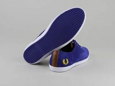 528def7b3d71 chaussures fred perry blanche