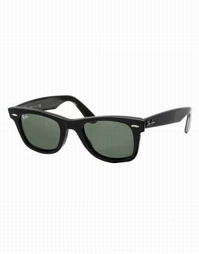 0518b4737af7d lunettes de soleil ray ban wayfarer homme pas cher